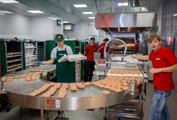 Krispy Kreme - Фото №4