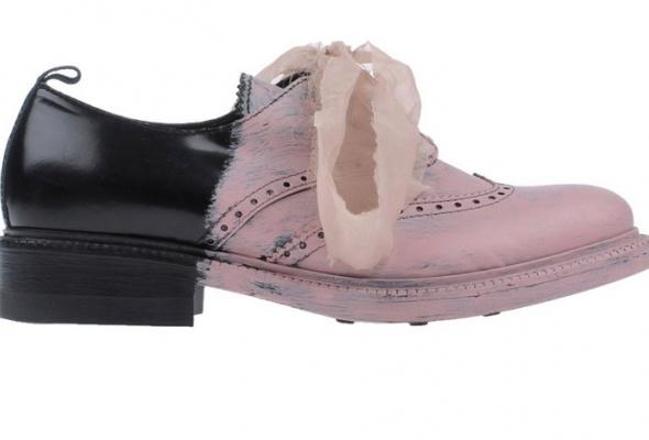 Ботинки вмужском стиле - Фото №0