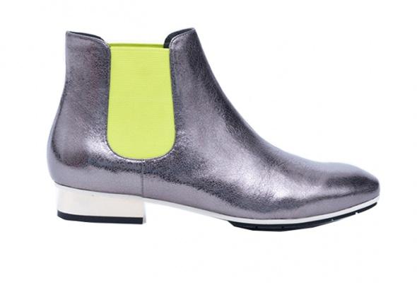 Ботинки вмужском стиле - Фото №6
