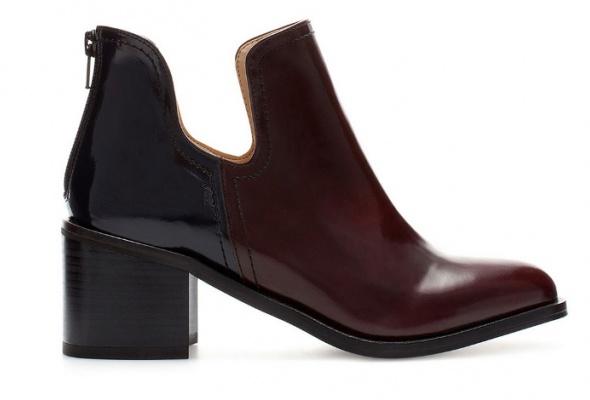 Ботинки вмужском стиле - Фото №1