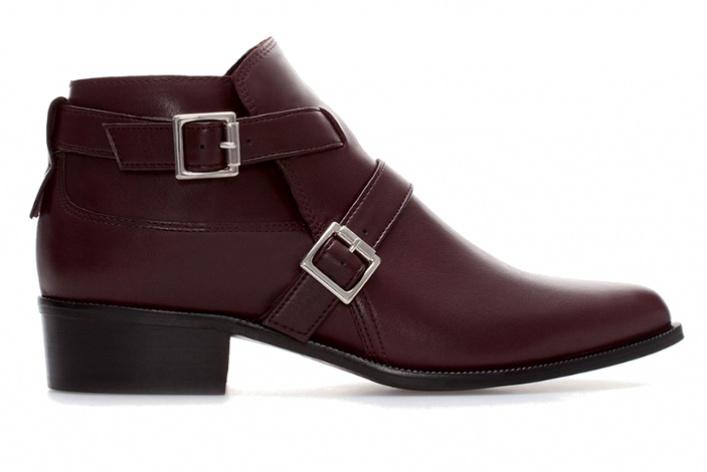 Ботинки вмужском стиле