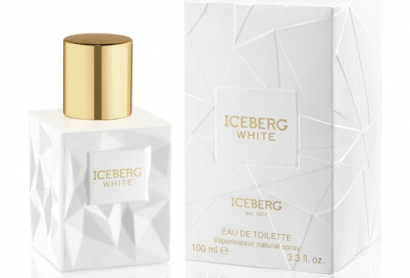 Новый женский аромат Iceberg White - Фото №1