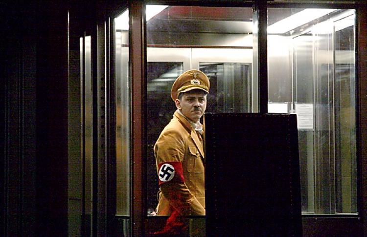 Мой друг Гитлер