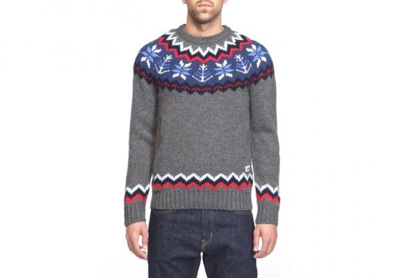 30мужских свитеров: выбор Time Out - Фото №8