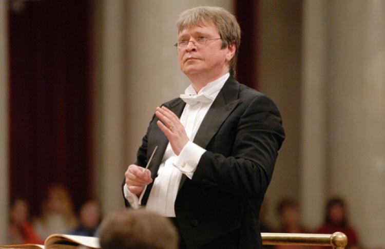Академический симфонический оркестр Филармонии, дирижер Николай Алексеев