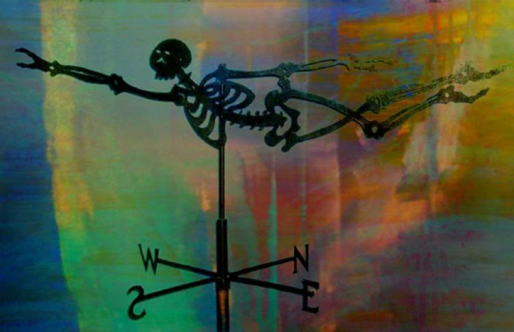 Флюгеры: поэзия ветра