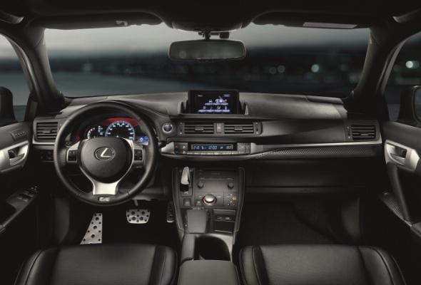 Тест-драйв Lexus CT200h вкомплектации FSport: впечатления - Фото №2
