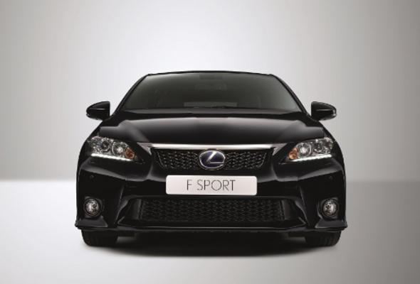 Тест-драйв Lexus CT200h вкомплектации FSport: впечатления - Фото №0