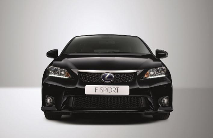 Тест-драйв Lexus CT200h вкомплектации FSport: впечатления