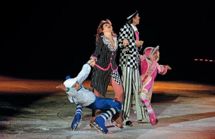 Представления театра на льду Ice Republic