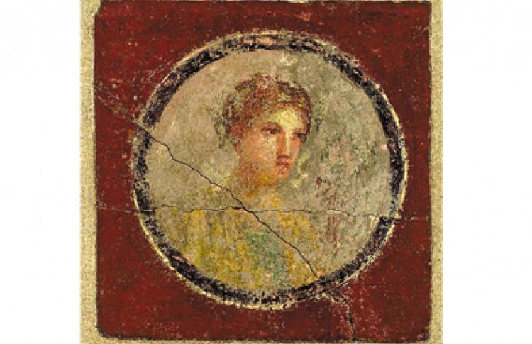 "Otium Ludens. Античные фрески Стабии. Из музеев Италии"""