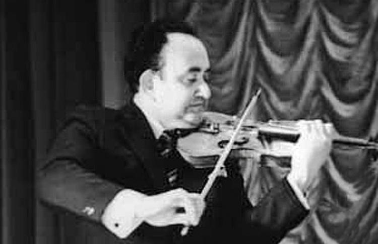 Виктор Пикайзен (скрипка)