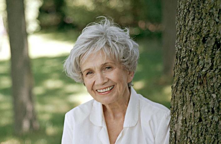Нобелевская премия политературе присуждена канадской писательнице Элис Мунро