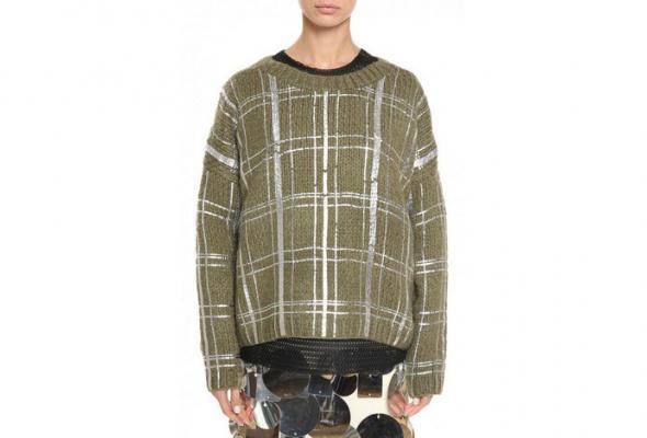 25теплых свитеров для девушек - Фото №6