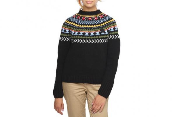25теплых свитеров для девушек - Фото №4