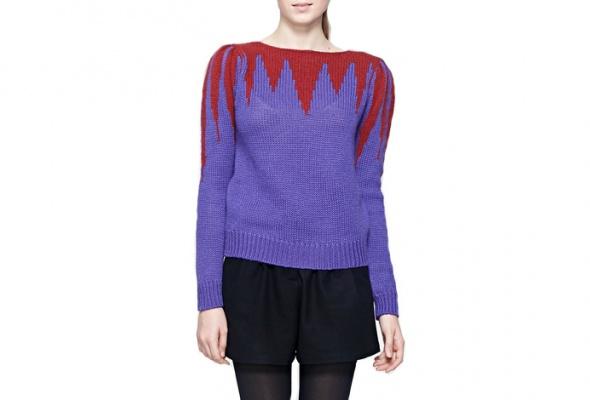 25теплых свитеров для девушек - Фото №5