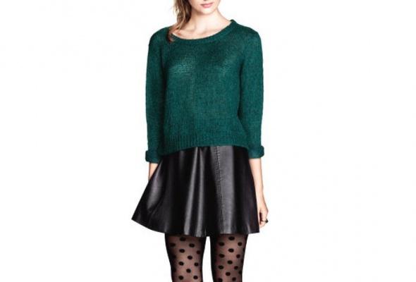 25теплых свитеров для девушек - Фото №7