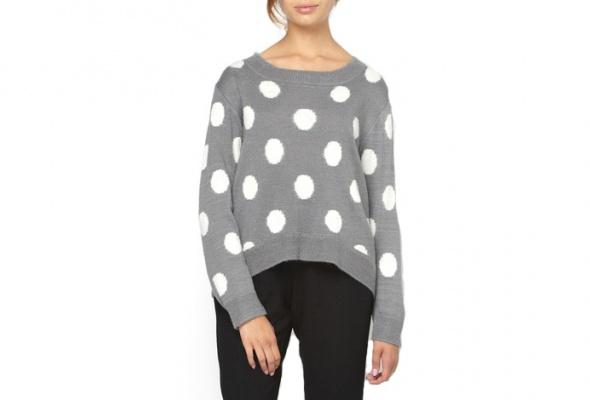 25теплых свитеров для девушек - Фото №3