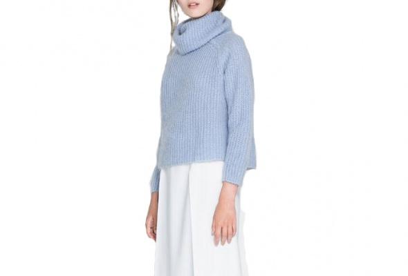 25теплых свитеров для девушек - Фото №19