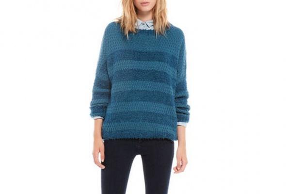 25теплых свитеров для девушек - Фото №16