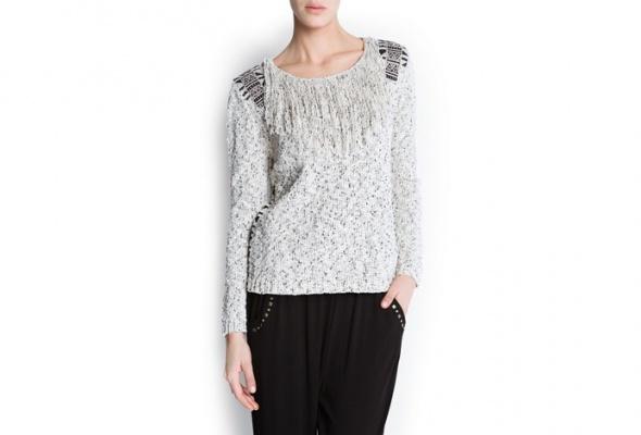 25теплых свитеров для девушек - Фото №18