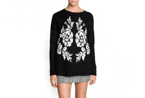 25теплых свитеров для девушек - Фото №1