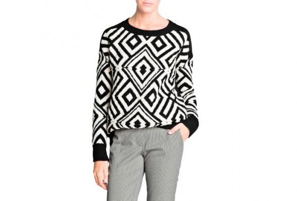 25теплых свитеров для девушек - Фото №17