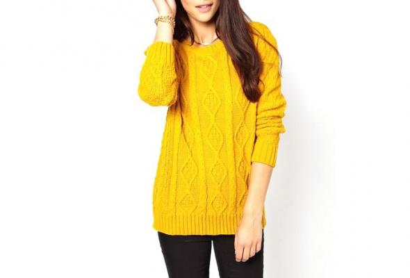 25теплых свитеров для девушек - Фото №10