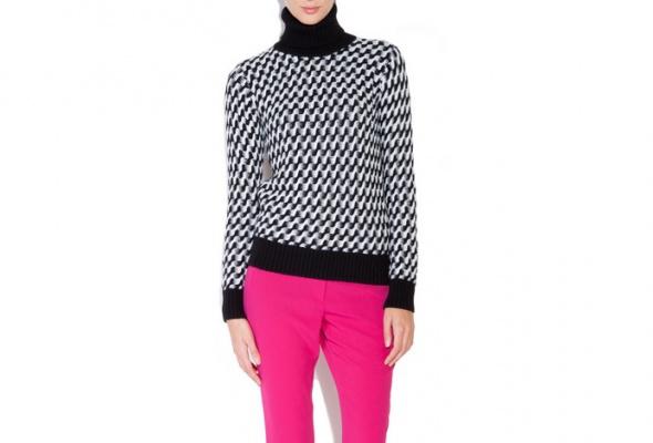 25теплых свитеров для девушек - Фото №21