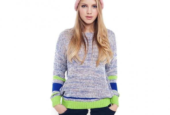 25теплых свитеров для девушек - Фото №0