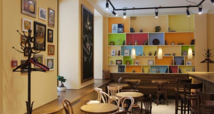 Кафе-супница «Первое!»