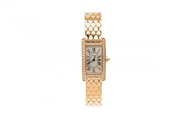 Часовой корнер Cartier