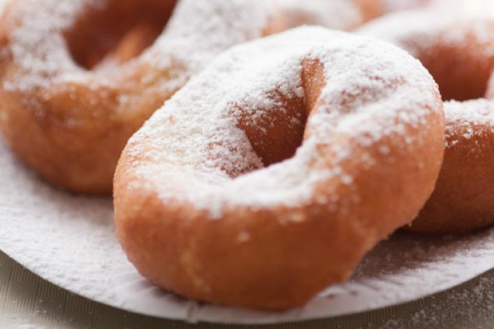 Пончики vsдонаты