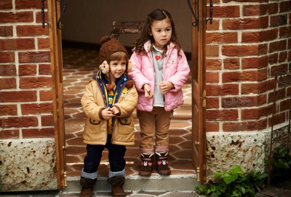 Первый магазин японской детской одежды Miki House - Фото №4