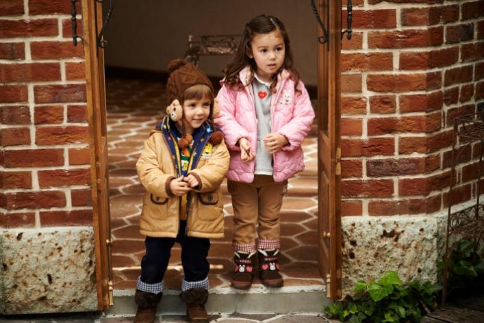 Первый магазин японской детской одежды Miki House