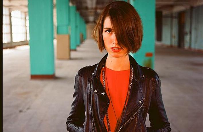 Нина Карлссон записала двуязычный альбом