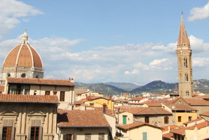 Флоренция: последам героев «Инферно»