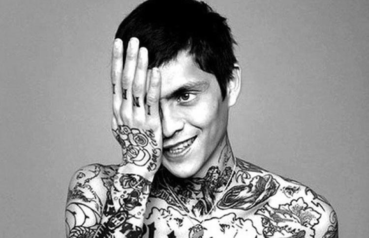 Punk ink