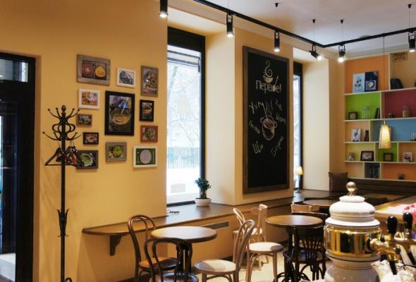 Кафе-супница «Первое!» - Фото №1