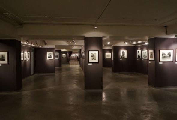 октябрь фотографий красный выставка