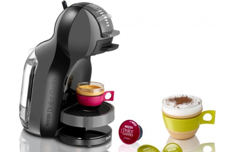 Капсульная кофемашина Nescafé® Dolce Gusto® Mini MiотKrups иNestlé