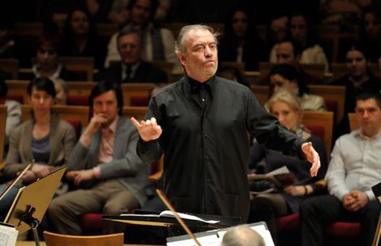 Роттердамский филармонический оркестр, дирижер Валерий Гергиев
