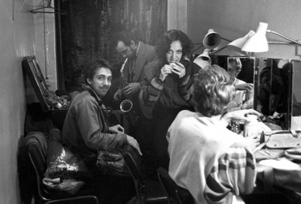"""Александр Забрин """"Люди современного искусства. 1985-1995"""" - Фото №0"""