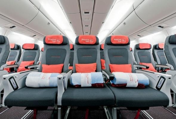 Прямые итранзитные перелеты сAustrian Airlines - Фото №0
