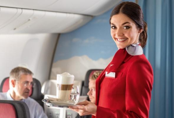 Прямые итранзитные перелеты сAustrian Airlines - Фото №1