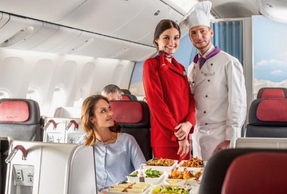Прямые итранзитные перелеты сAustrian Airlines - Фото №3