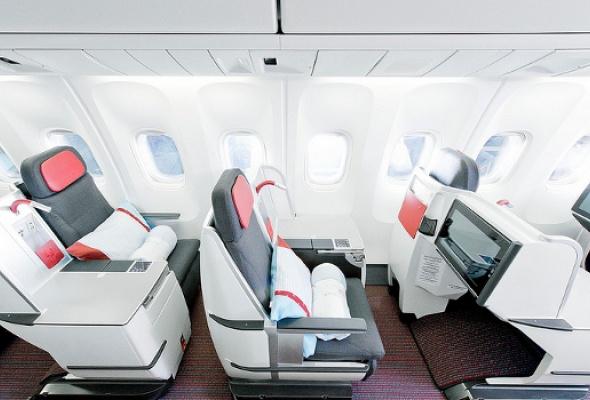 Прямые итранзитные перелеты сAustrian Airlines - Фото №4