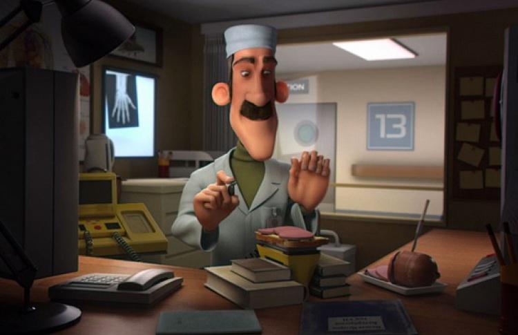 Ломая правила - ночь приключений в анимации
