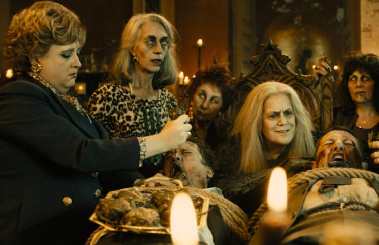 Ночь в кино «Halloween»