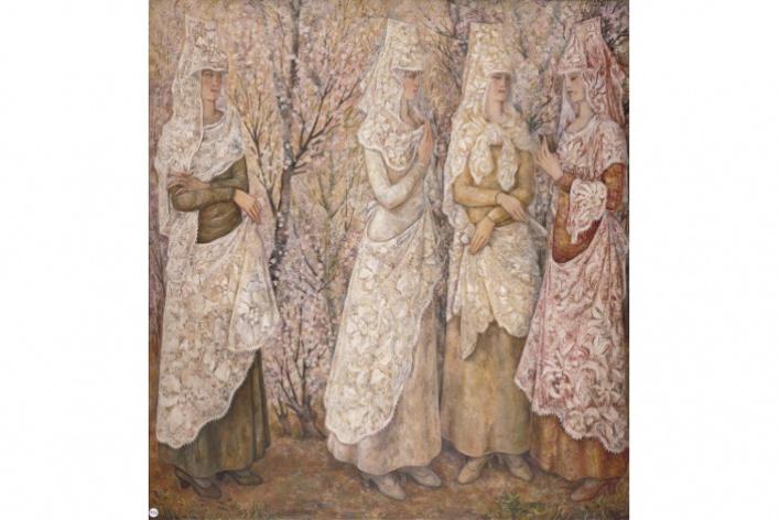 Наталия Гончарова: самые известные работы